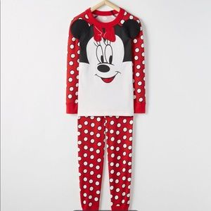NWT Hanna Andersson Minnie Mouse PJs